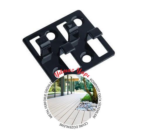 Klips Fiyatları | Metal Deck Montaj Klipsi 9mm 6mm