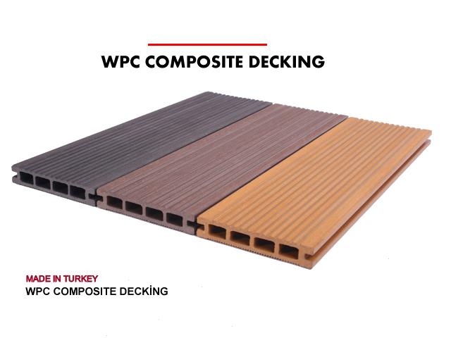 Wpc Kompozit Deck Fiyatları