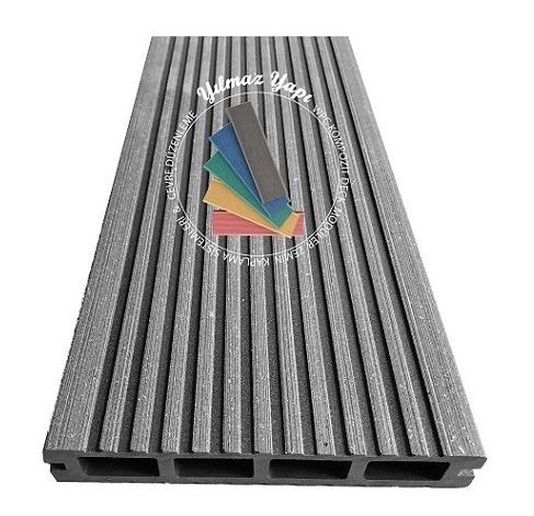 Wood Deck Wpc Kompozit Ahşap Deck Fiyatları Antrasit